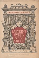 Komenský: Labyrint světa a ráj srdce, 1958