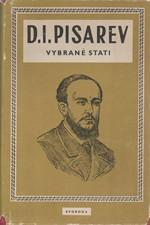 Pisarev: Vybrané stati, 1951