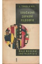 Tondl: Současná západní filosofie, 1958