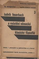 Engels: Ludvík Feuerbach a vyústění německé klasické filosofie, 1932