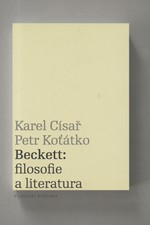 : Beckett: filosofie a literatura, 2010