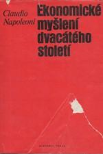 Napoleoni: Ekonomické myšlení, 1968