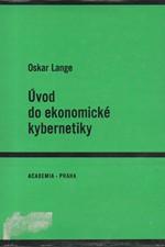 Lange: Úvod do ekonomické kybernetiky, 1968