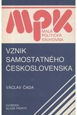 Čada: Vznik samostatného Československa, 1988
