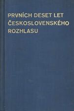 : Prvních deset let československého rozhlasu, 1935