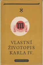Karel IV.: Vlastní životopis Karla IV., 1946