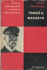 Machovec: Tomáš G. Masaryk, 1968