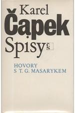 Čapek: Hovory s T. G. Masarykem, 1990