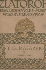 Herben: T.G. Masaryk. III., 1930