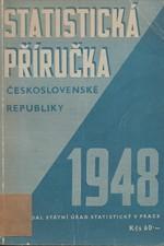 : Statistická příručka Československé republiky 1948, 1948