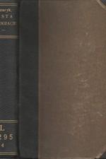 Masaryk: Cesta demokracie, svazek 2.: Projevy, články, rozhovory 1921-1923, 1934