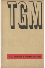 Čapek: Hovory s T. G. Masarykem, 1937