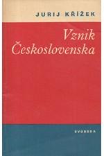 Křížek: Vznik Československa, 1978