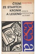 Macháčková: Čtení ze starých kronik a legend, 1974