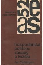 Tinbergen: Hospodářská politika: zásady a tvorba, 1972