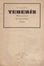 Kulišová: Terezín : Malá pevnost : Národní hřbitov : Ghetto, 1952