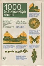 Kochánek: 1000 československých rekordů, 1976