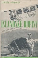 Němeček: Islandské dopisy, 1948