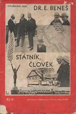Hajšman: Beneš, státník - člověk, 1934