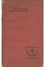Stambolisky: Mé dvě schůzky s carem Ferdinandem, 1924