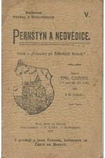 Cigánek: Pernštýn a Nedvědice, 1908