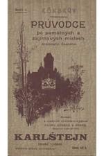 Střelba: Karlštejn : průvodce po hradě a jeho okolí, 1912