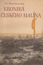 Martinovský: Kronika českého Malína, 1945