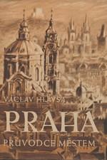 Hlavsa: Praha : Průvodce městem, 1960