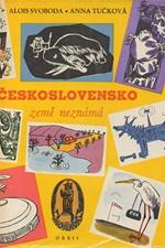 Svoboda: Československo - země neznámá. 2, Morava, 1966