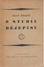 Stloukal: O studiu dějepisu, 1947