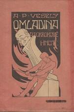 Veselý: Omladina a pokrokové hnutí : trochu historie a trochu vzpomínek, 1902