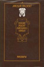 Pacovský: Historie budovy Národního divadla, 1983