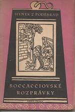 Hynek z Poděbrad: Boccacciovské rozprávky, 1950
