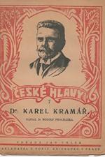 Procházka: Dr. Karel Kramář, 1920
