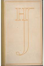 Jelínek: Zahučaly lesy : Kniha vzpomínek, 1947