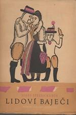 Kubín: Lidoví baječi : Výbor povídek z Podkrkonoší, 1950