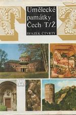 : Umělecké památky Čech. 4, T/Ž, 1982