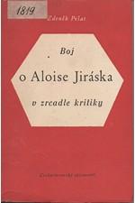Pešat: Boj o Aloise Jiráska v zrcadle kritiky, 1954