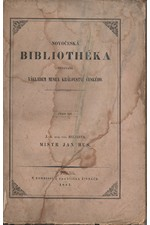 Helfert: Mistr Jan Hus aneb Počátkové církevního rozdvojení v Čechách, 1857