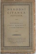 : Národní čítanka : Doplněk, 1919