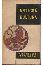 Borecký: Antická kultura, 1961