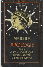 Apuleius: Apologie aneb Vlastní obhajoba proti nařčení z čarodějnictví, 1989