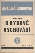 Xenofón: O Kyrově vychování, 1940