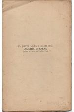 Keppler: Záhada utrpení, 1916