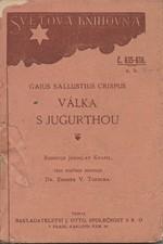 Sallustius: Válka s Jugurthou, 1908