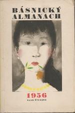 : Básnický almanach 1956, 1957