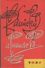 : Básnický almanach 1957, 1958
