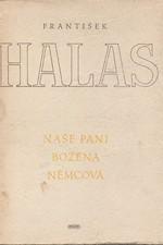 Halas: Naše paní Božena Němcová, 1946