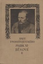 Dostojevskij: Běsové. I-II, 1923