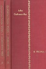 Galsworthy: Sága rodu Forsytů. Kniha I, Vlastník, 1970